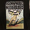 Agoraphobic Nosebleed - TShirt or Longsleeve - Agoraphobic Nosebleed - L
