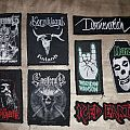 Wednesday 13 - Patch - Some patches for my vest