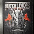 Metaldays patch