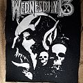 Wednesday 13 printed patch
