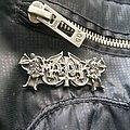 MARDUK - La Grande Danse Macabre metal pin