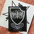 Marduk - Patch - MARDUK - Shield logo patch