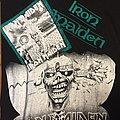Iron Maiden boot TShirt or Longsleeve