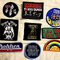 Old patches.