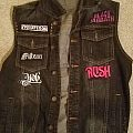 New Doom, Stoner, Heavy metal and Rock Vest!
