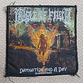 Cradle Of Filth - Patch - Cradle of Filth Damnation and a Day patch