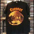 Coroner - TShirt or Longsleeve - Coroner - R.I.P.