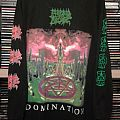 European Domination tour 1996 size XL TShirt or Longsleeve