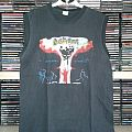 Destruction - Infernall Overkill muscle shirt