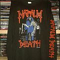 Napalm Death - Scum demo TShirt or Longsleeve
