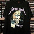 Metallica tour TShirt or Longsleeve