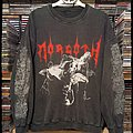 Morgoth - Cursed tour sweater  TShirt or Longsleeve