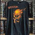 Sepultura - TShirt or Longsleeve - Sepultura European tour 1989