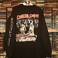 Cannibal Corpse tour 1992 TShirt or Longsleeve