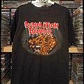 Demolition Hammer - TShirt or Longsleeve - Demolition Hammer - 1991 tour shirt