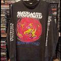 Massacre - TShirt or Longsleeve - Massacre - European tour 1991