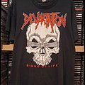 Devastation - Violent Retribution tour '90 TShirt or Longsleeve