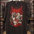 Unleashed - '92 tour shirt