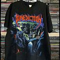 Benediction - World Violation Tour 93
