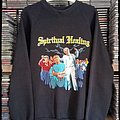 Death - Spiritual Healing tour sweater  TShirt or Longsleeve