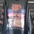 Domination LP version TShirt or Longsleeve