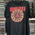 Soundgarden - Bad Motorfinger 1991 European tour shirt