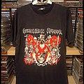 Demolition Hammer - 1992 European tour shirt
