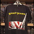 Watchtower - 1990 European tour shirt