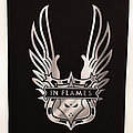 In Flames back patch