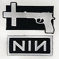 Nine Inch Nails - licenced patches