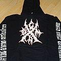 California Death Metal  Hooded Top