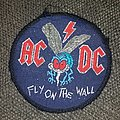 AC/DC - Fly on the wall Patch
