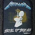 Metallica - Patch - Metallica - Metal up your Ass Patch