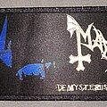 Mayhem - Patch - Mayhem - De Mysteriis Dom Sathanas Patch