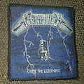 Metallica - Patch - Metallica - Ride the Lightning Patch
