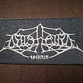 Nasheim - Patch - Nasheim - Logo Patch