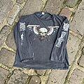 Bolt Thrower - TShirt or Longsleeve - 1989 Grindcrusher Tour Longlsleeve