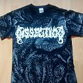 Dissection - Black Dragon Allover Shirt