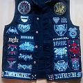 My (actual) vest and it's history Battle Jacket