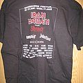 Iron Maiden 2011 Sonisphere Shirt (Maiden, Slipknot, Judas Priest, Alice Cooper)