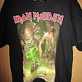 Iron Maiden Rime Of The Ancient Mariner Shirt