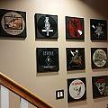 Framed NWN! Onward // Ascendant Pic LP set Tape / Vinyl / CD / Recording etc