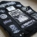 Battle Jacket - Black Metal Vest