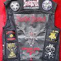 Black Metal Vest #2 Battle Jacket