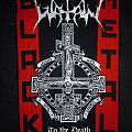 Watain - Patch - Watain backpatch