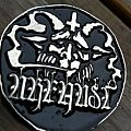 URFAUST - Other Collectable - Urfaust Stoned Goat Metal Badge