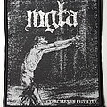 Mgła - Patch - Mgła - Exercises In Futility patch