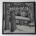 Panopticon - Patch - Panopticon - The Scars of Man on the Once Nameless Wilderness I and II patch