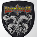 Bolt Thrower - Patch - Official Bolt Thrower Cenotaph shield patch