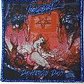 Perturbator - Patch - Perturbator - Dangerous Days patch